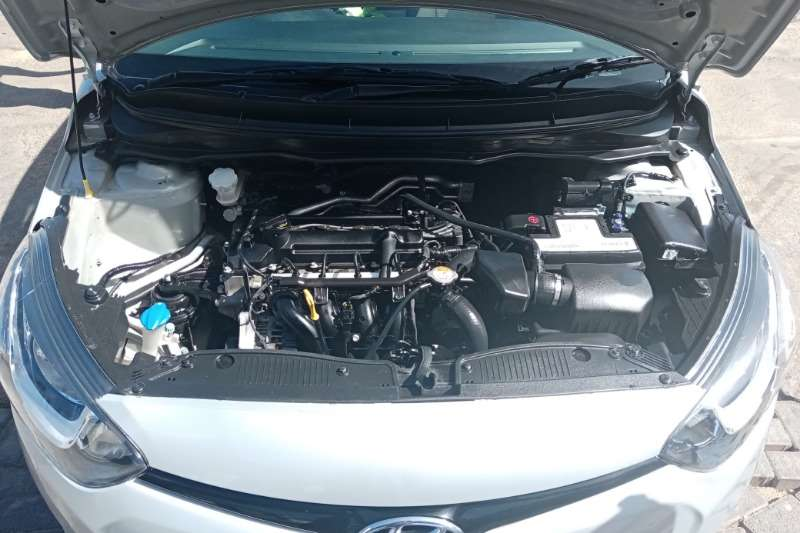 2014 Hyundai i20 i20 1.2 Motion