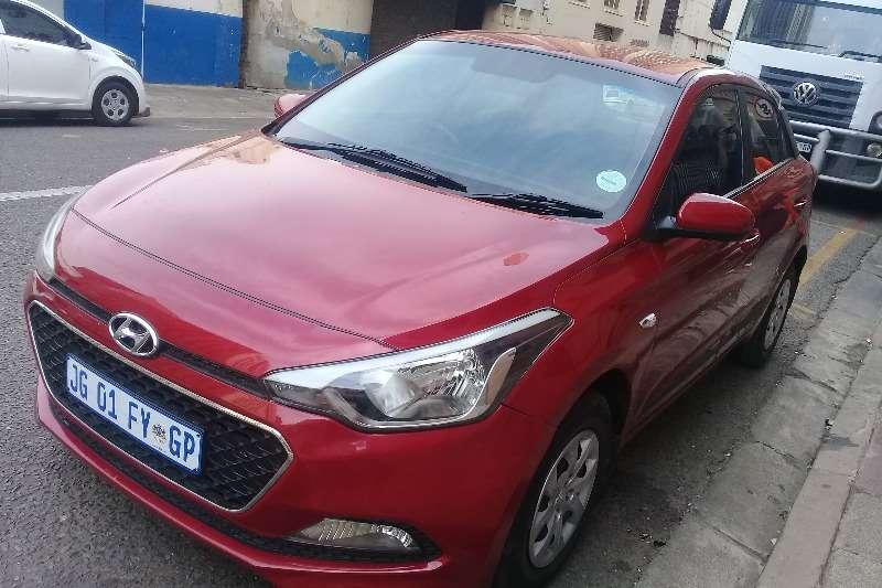 2015 Hyundai i20 i20 1.2 Motion
