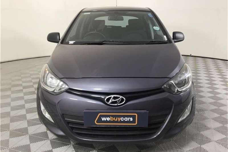 Hyundai i20 1.2 Motion 2015