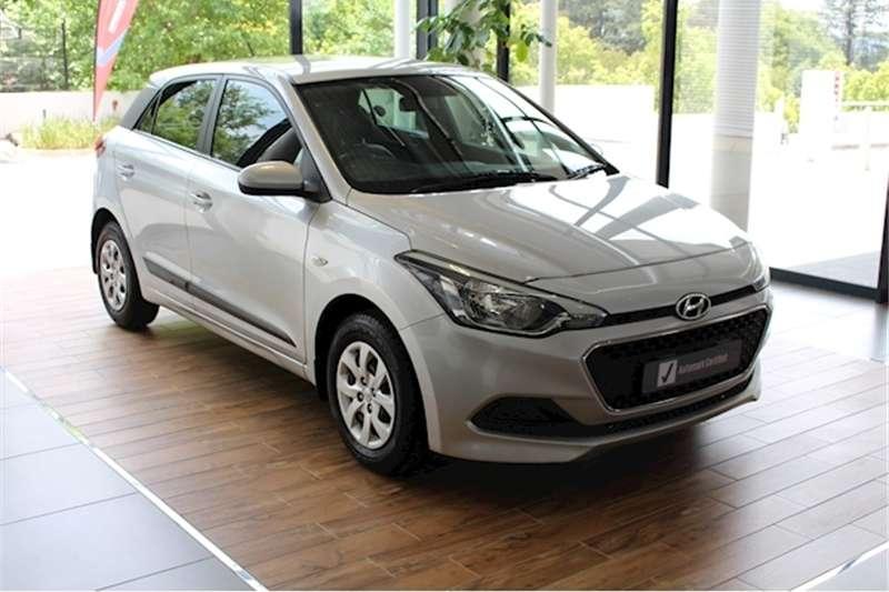 Hyundai I20 1.2 Motion 2016