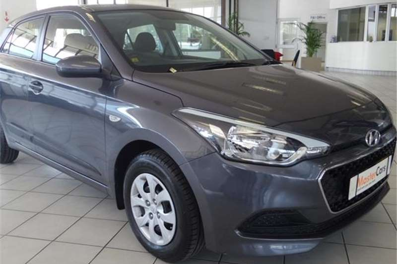 Hyundai I20 1.2 Motion 2017