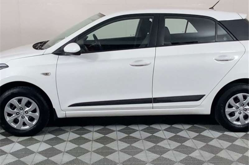 2017 Hyundai i20 i20 1.2 Motion