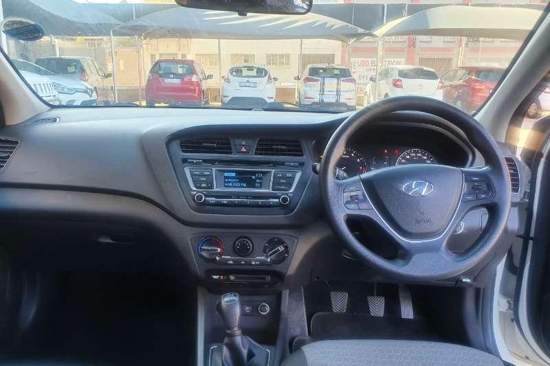 Used 2017 Hyundai I20 1.2 Motion