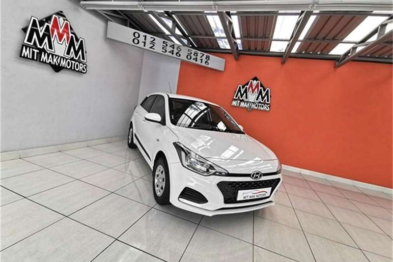Hyundai i20 1.2 Motion 2018