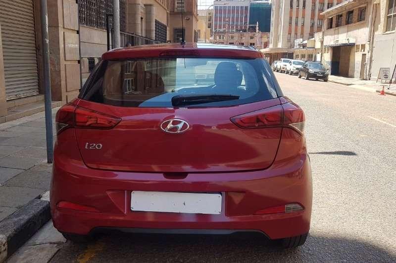 Used 2018 Hyundai I20 1.2 Motion