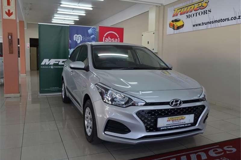 2018 Hyundai i20 i20 1.2 Motion