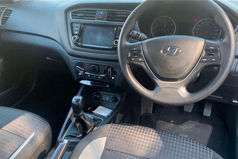 Hyundai I20 1.2 Motion 2019