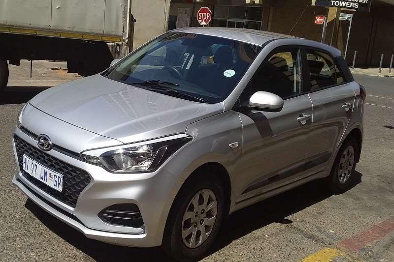 Used 2019 Hyundai I20 1.2 Motion