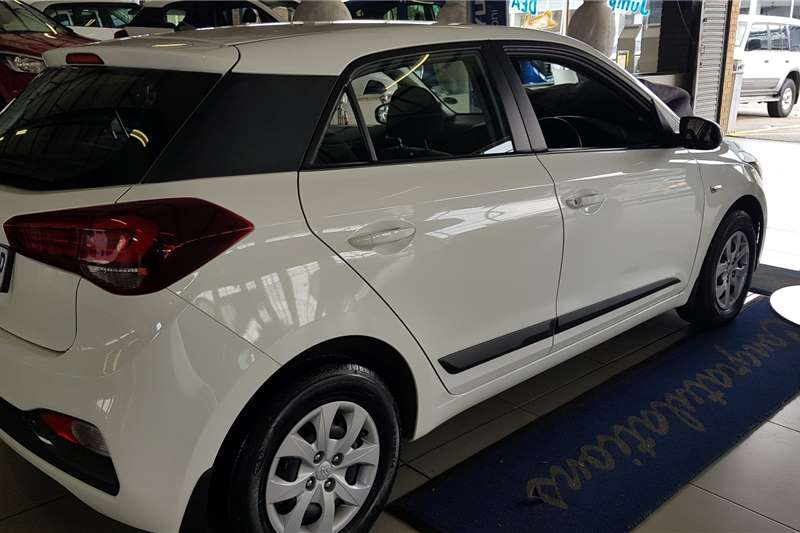 Used 2020 Hyundai I20 1.2 Motion