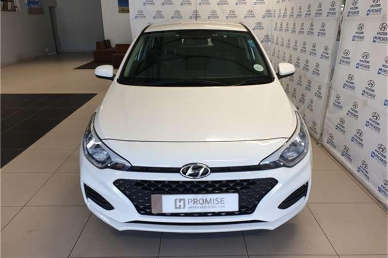 2020 Hyundai i20 i20 1.2 Motion