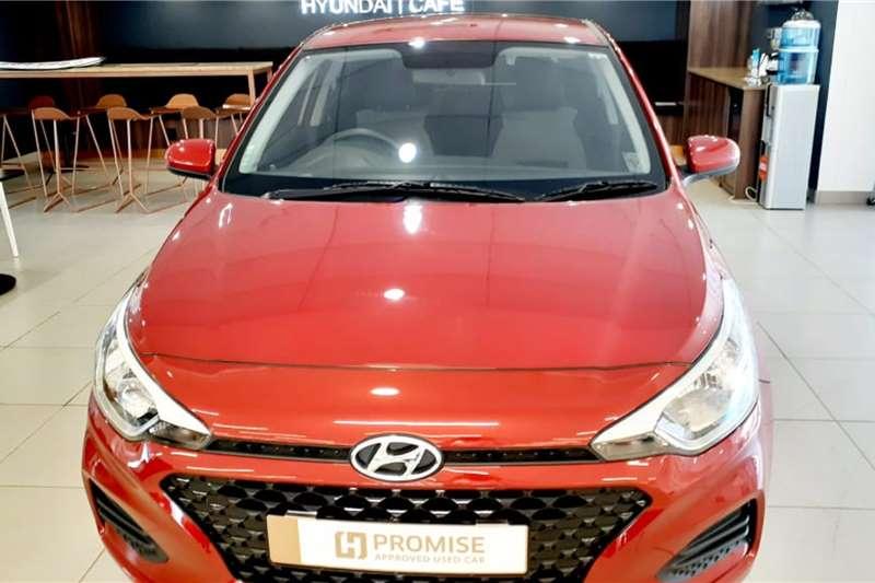 Used 2021 Hyundai I20 1.2 Motion