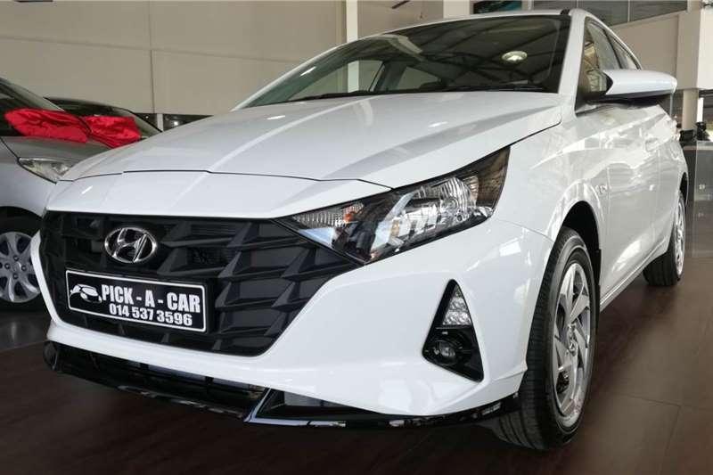 2021 Hyundai i20 i20 1.2 MOTION
