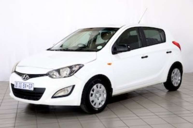 Hyundai I20 1.2 MOTION 5DR 2013