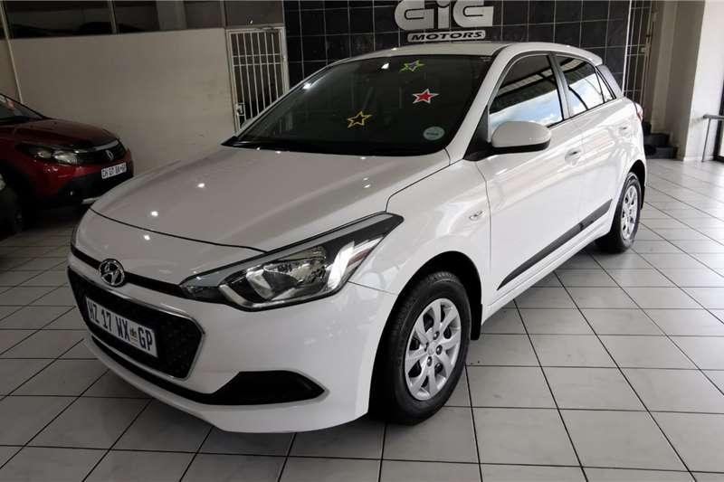 Hyundai I20 1.2 Motion (One owner) 2015