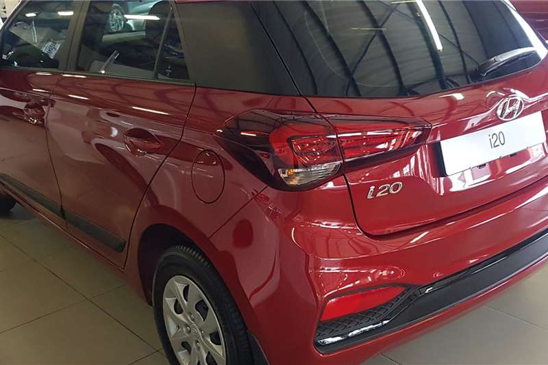 Used 2021 Hyundai I20