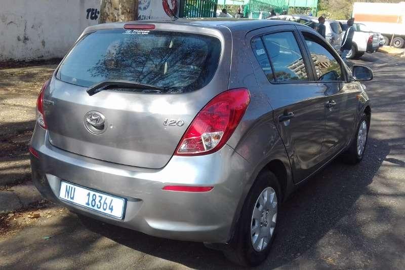Hyundai I20 1.4 2014