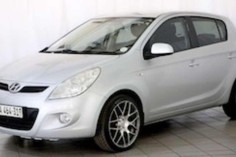 Hyundai I20 1.4 A/T 2010