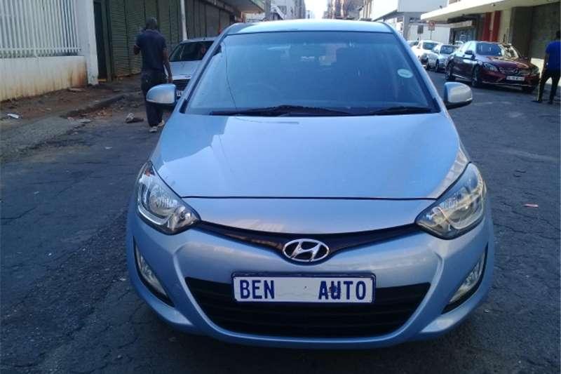 Hyundai I20 1.4 ELITE 2014
