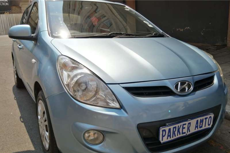 Hyundai I20 1.4 Fluid 2010