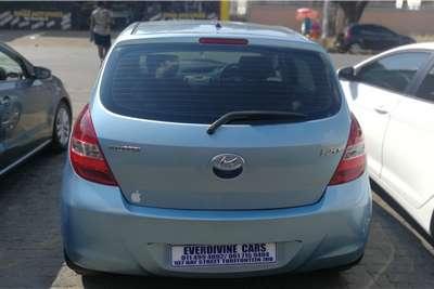 Used 2010 Hyundai I20 1.4 Fluid