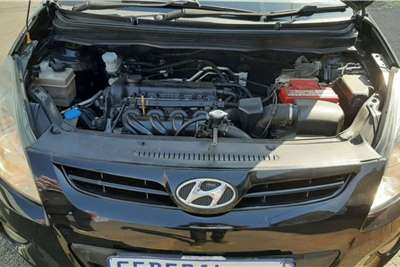 2010 Hyundai i20 i20 1.4 Fluid