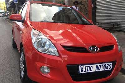 Hyundai I20 1.4 Fluid 2011