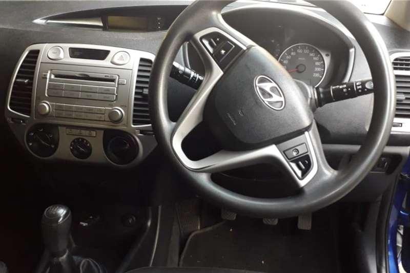 Used 2011 Hyundai I20 1.4 Fluid