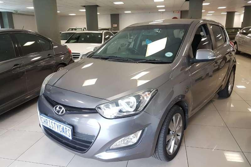 Hyundai I20 1.4 Fluid 2012