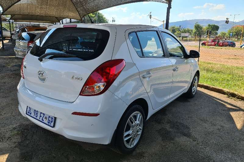 2012 Hyundai i20 i20 1.4 Fluid