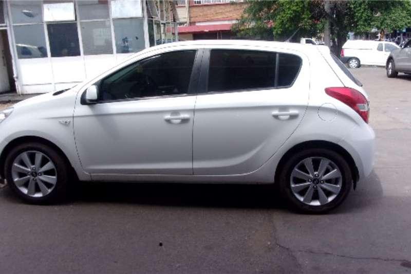 Used 2013 Hyundai I20 1.4 Fluid