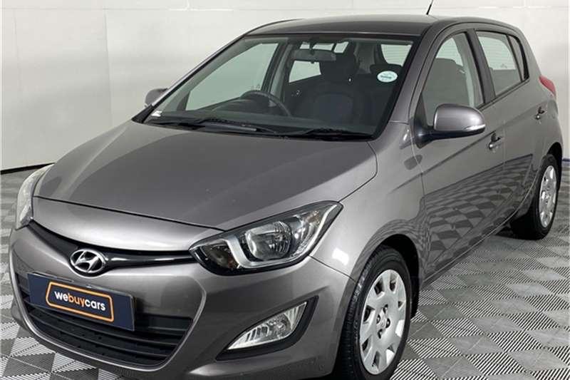 2013 Hyundai i20 i20 1.4 Fluid