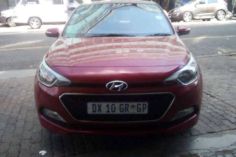 Hyundai I20 1 4 Fluid For Sale In Gauteng Auto Mart