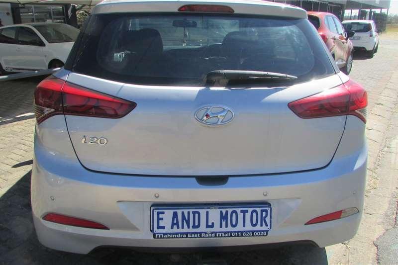 Used 2015 Hyundai I20 1.4 Fluid