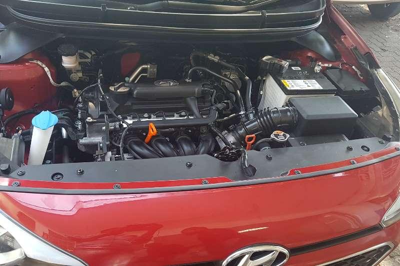 Hyundai I20 1.4 Fluid 2016