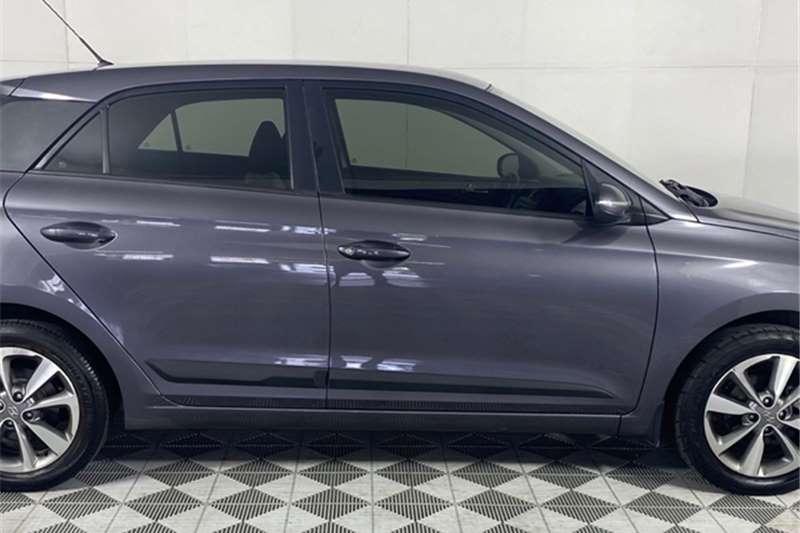 Used 2016 Hyundai I20 1.4 Fluid