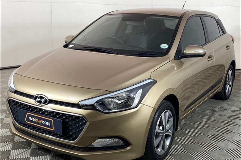 2016 Hyundai i20 i20 1.4 Fluid