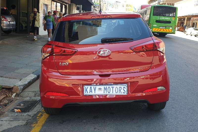 Hyundai I20 1.4 Fluid 2017
