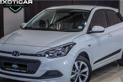 2017 Hyundai i20 i20 1.4 Fluid