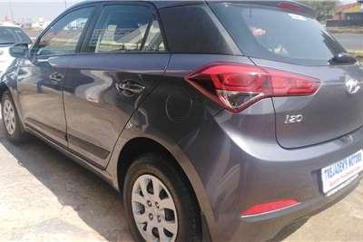 2018 Hyundai i20 i20 1.4 Fluid