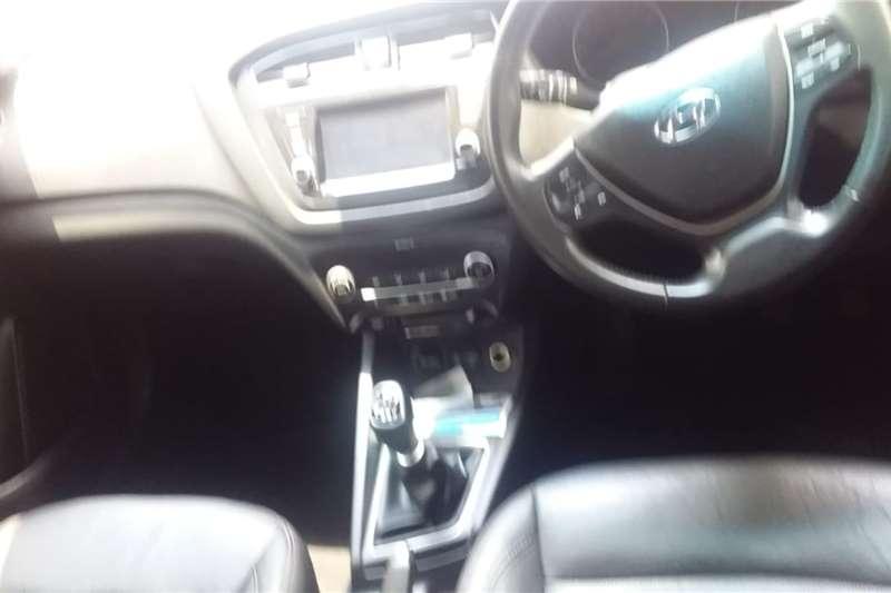 Used 2018 Hyundai I20 1.4 Fluid