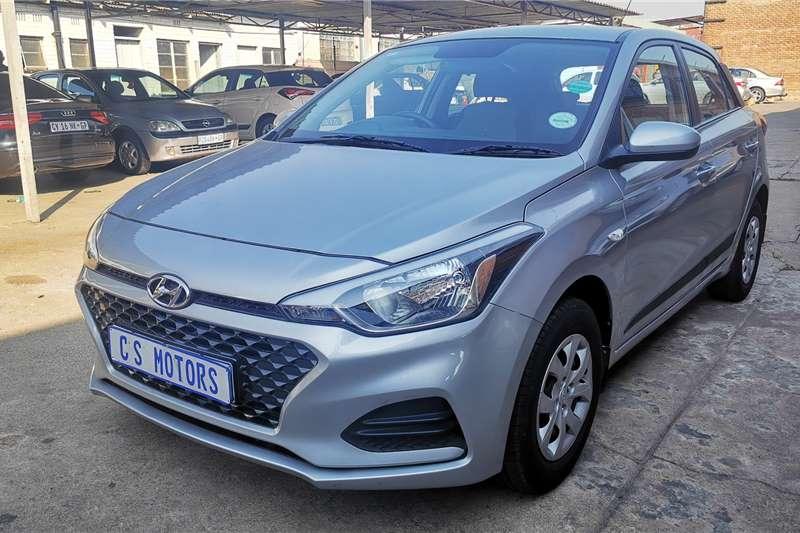 Used 2019 Hyundai I20 1.4 Fluid