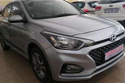 Used 2020 Hyundai I20 1.4 Fluid