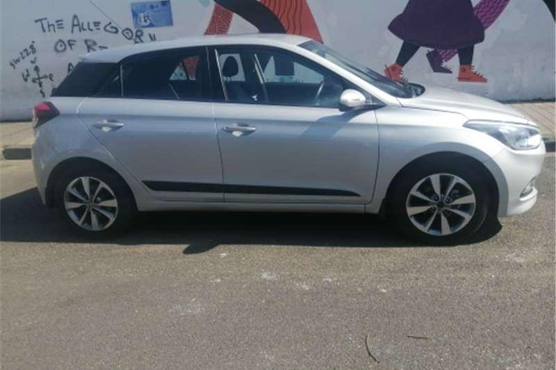 Used 2016 Hyundai I20 1.4 FLUID A/T
