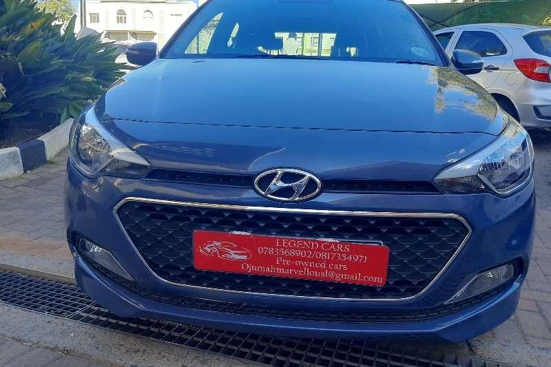 Used 2017 Hyundai I20 1.4 FLUID A/T