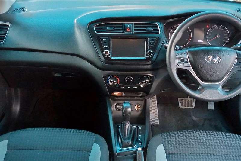 Used 2018 Hyundai I20 1.4 FLUID A/T