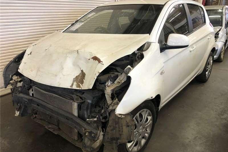 Hyundai I20 1.4 Fluid auto 2011