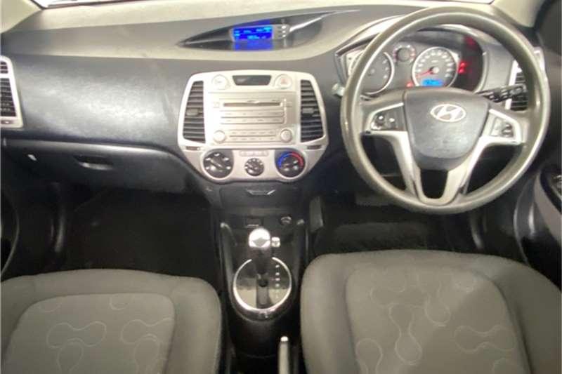 2012 Hyundai i20 i20 1.4 Fluid auto