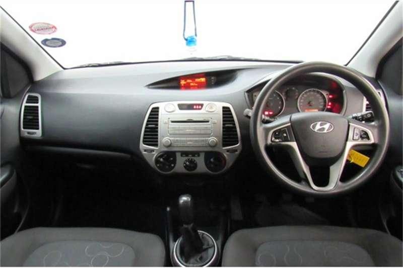 Hyundai I20 1.4 Fluid auto 2013