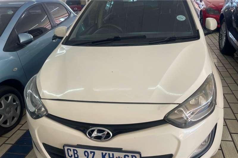 Used 2013 Hyundai I20 1.4 Fluid auto