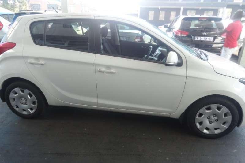 2014 Hyundai i20 i20 1.4 Fluid auto